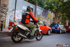 KYMCO JETIX 125, Super Test