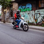 YAMAHA CRYPTON T 110, Super Test