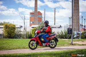 KYMCO VISA R 110, Super Test