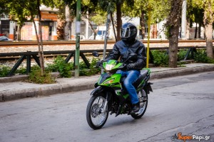 KAWASAKI KAZE 115 S, Super Test