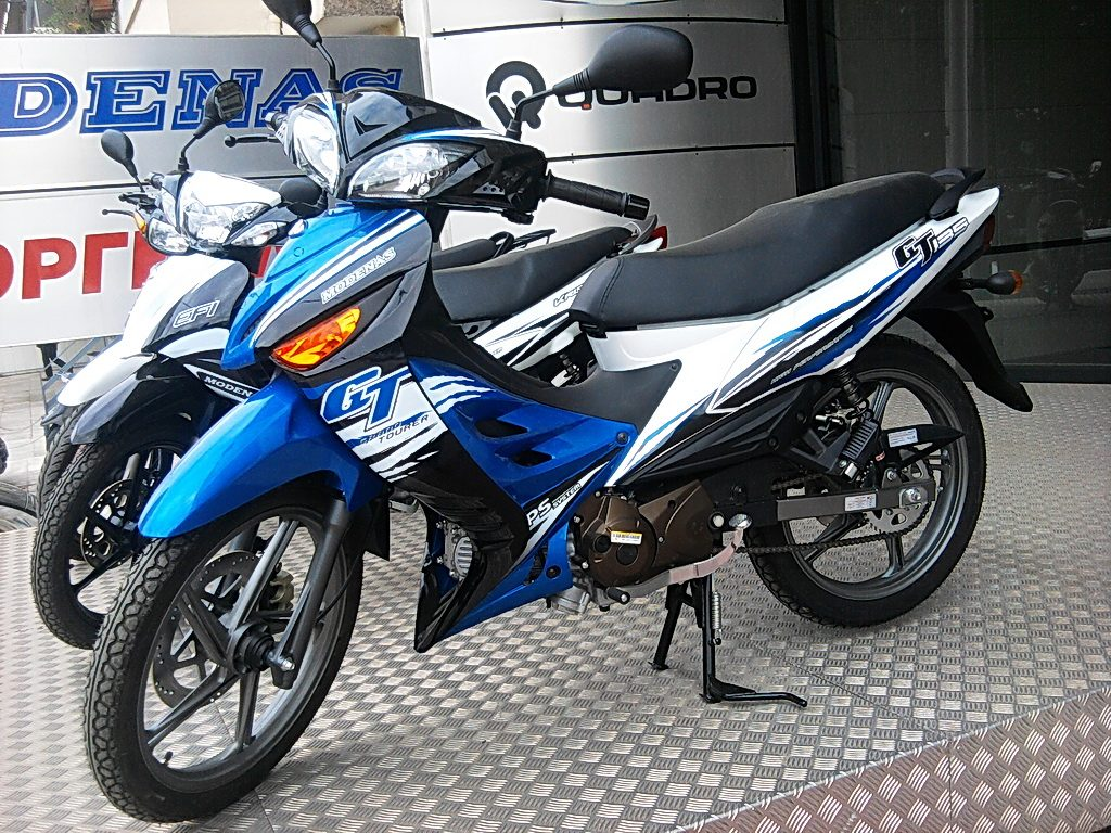 Modenas gt 135 out