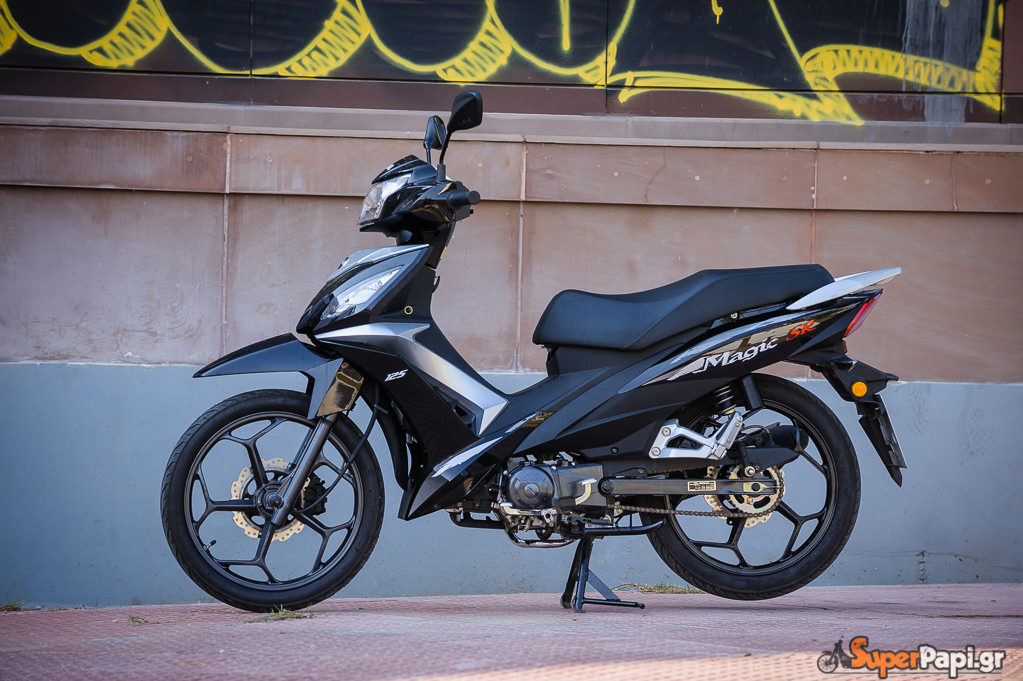 SYM Magic 125 SR
