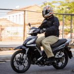 SYM MAGIC 125 SR, Super Test
