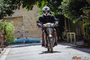MODENAS KRISS 125 EFI, Super Test