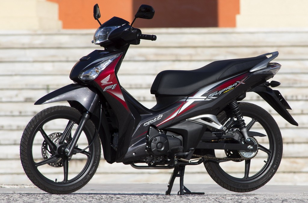 Yamaha crypton r 110 test