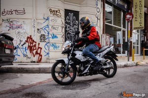 KAWASAKI ATHLETE 125, Super Test