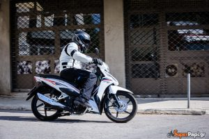 HONDA ASTREA GRAND 110, Super Test