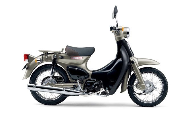 Honda Little Cub 50