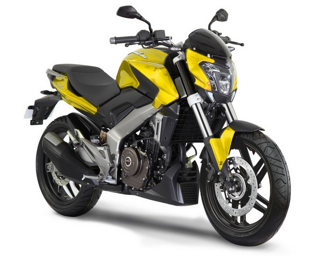 bajaj-pulsar-cs400-yellow